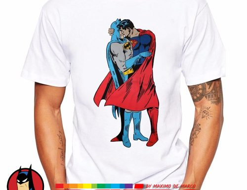 MAXIMO T-SHIRT LOVE IS LOVE COLLECTION